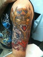 Татуировки 369