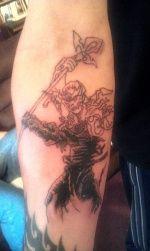 Татуировки 372
