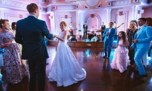 музыканты на свадьбу